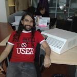 Davide is not a user